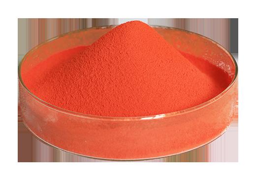 桔红铁钛粉